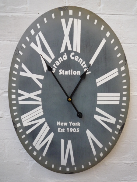 Home / / Grand Central Station Wall Clock