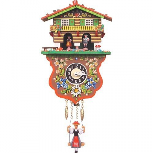 ... Can I Buy Boy and Girl Weather House Cuckoo Clock- Affordable Price