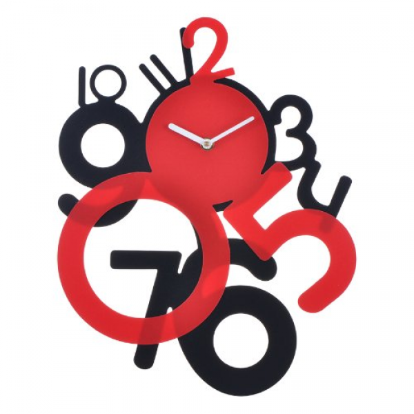 Colorful Funky Wall Clocks - Funkthishouse.com : Funk This House