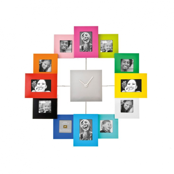 Family Time Photo Frame and Clock | christmas gifts for mom | Pintere ...