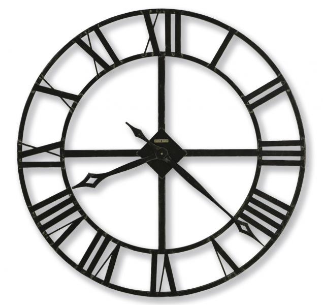 ... II Wall Clock, This is a great looking clock ~ Oversized Wall Clocks