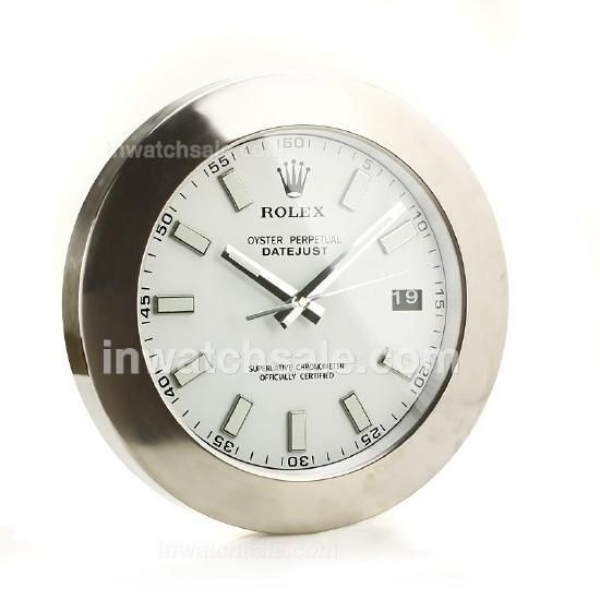 Rolex Datejust Wall Clock | Rolex DateJust Replica | Pinterest