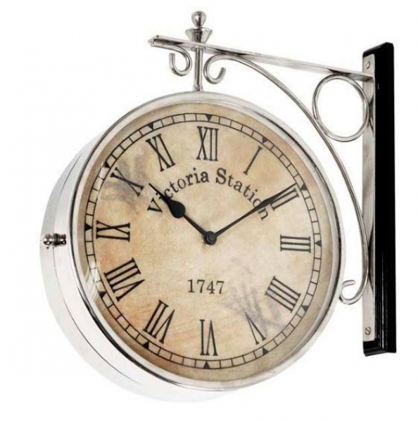 victoria station wall clock | Steampunk Clock | Pinterest