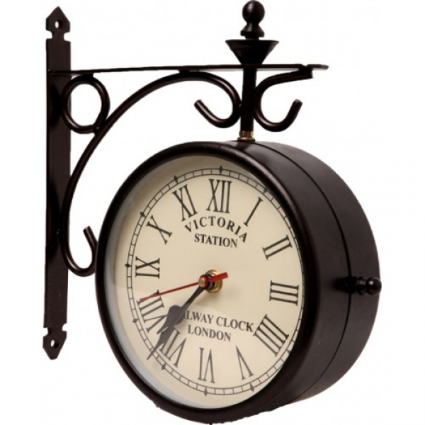 Victoria Station Clock Double Sided Prices in India- Shopclues- Online ...