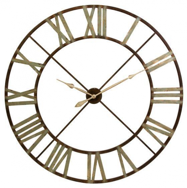 Edward Wall Clock - Clocks - Home Accents - Home Decor ...