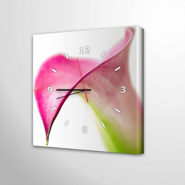 wall clock canvas retro art decoration unique modern kitchen bedroom ...
