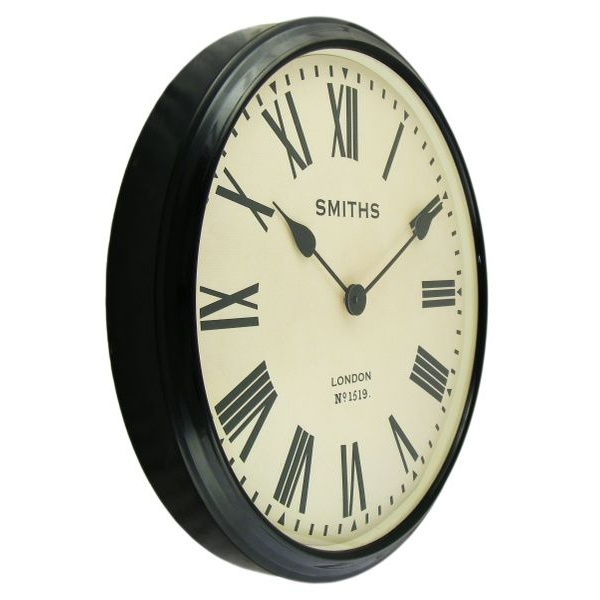 ... Smiths Clocks ‹ View All Wall Clocks ‹ View All Clock Collection