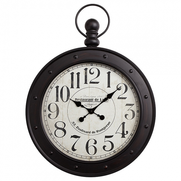 Pocket Watch Iron Wall Clock | Target Australia