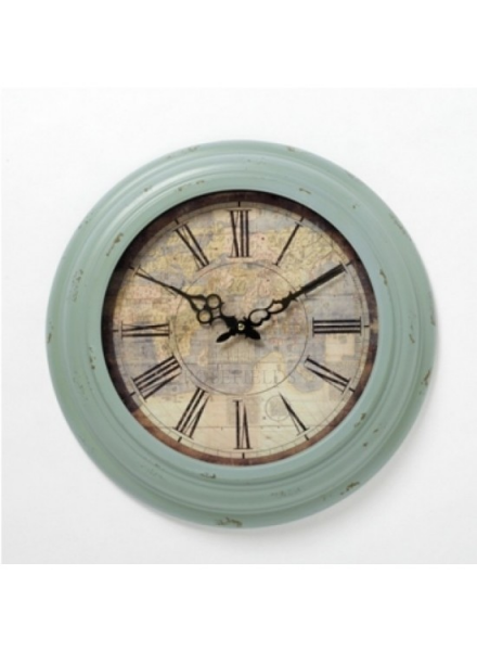 Home › Interior Decor › Clocks › Antique Style Case Wall Clock