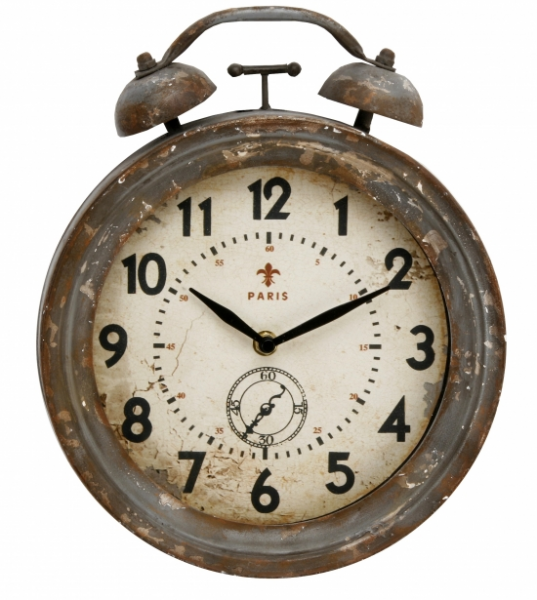 Home Home And Garden Home Accessories Clocks Vintage style wall clock