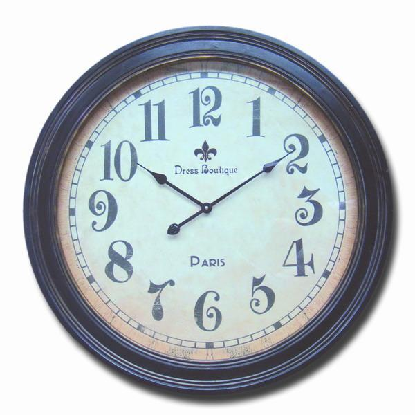 Antique wooden wall clock images, - View more photos about MDF Clock ...