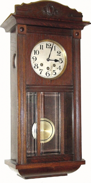 Antique German or Germany Wall Clock