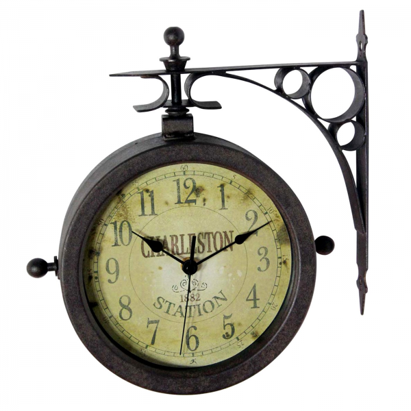 Home > Decor > Wall Clocks > Traditional Wall Clocks > Infinity ...