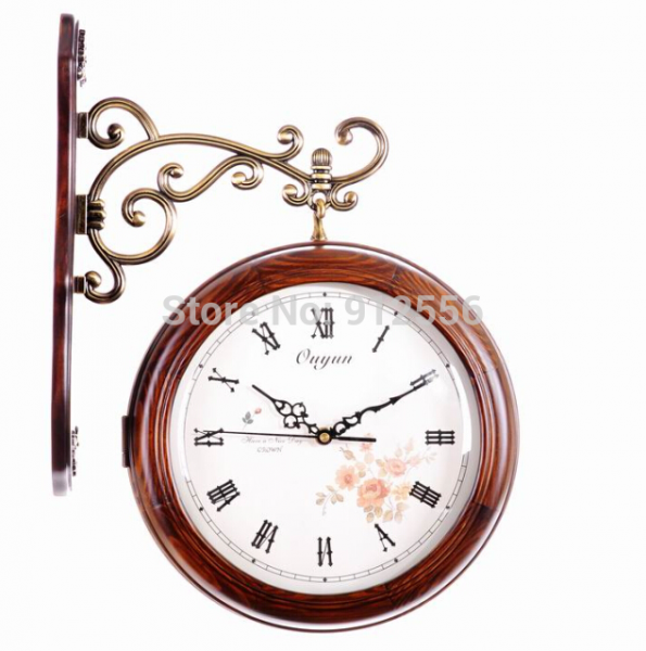 Double Sided Clock- Online Shopping/Buy Low Price Double Sided Clock ...