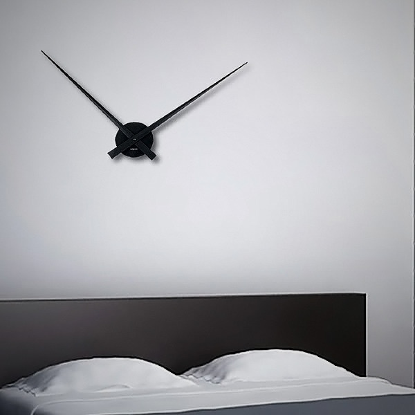 Karlsson Little Big Time Mini Wall Clock by Present Time