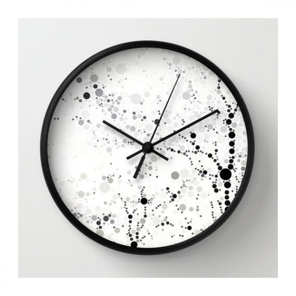 Abstract Wall Clock by VQ STUDIO™