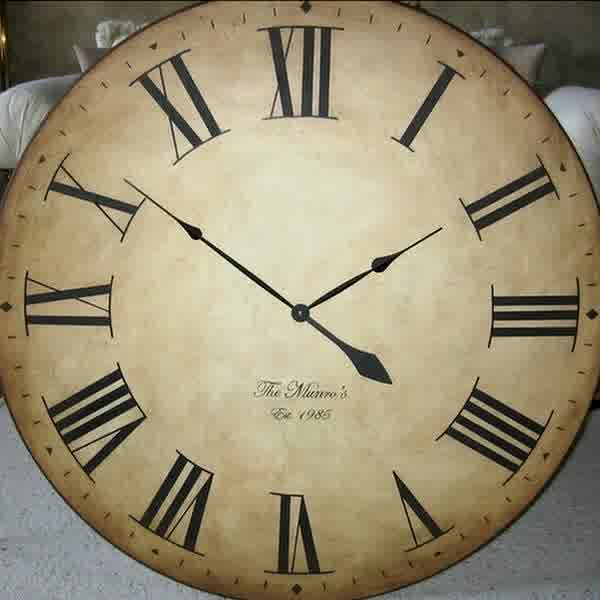 Extra Large Wall Clocks-Clocks 066b