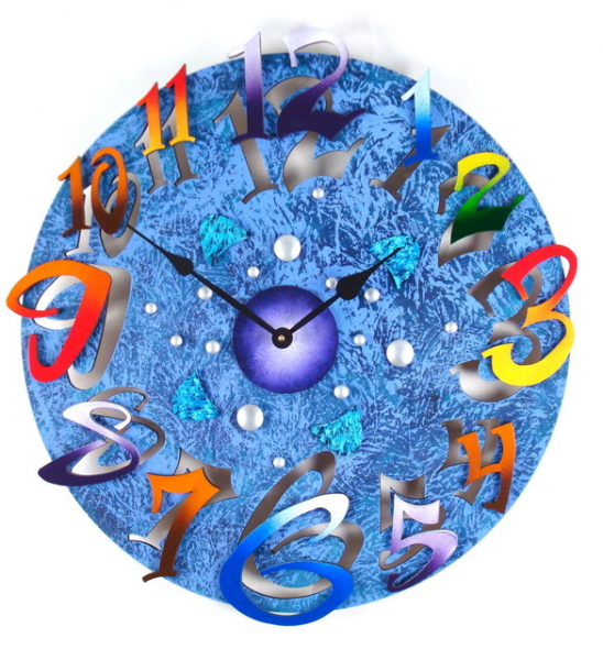 Clocks by David Scherer Wall Clocks