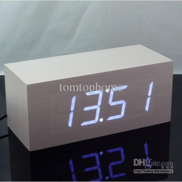 Wholesale Other Clocks & Accessories - Buy Digital LED White ...