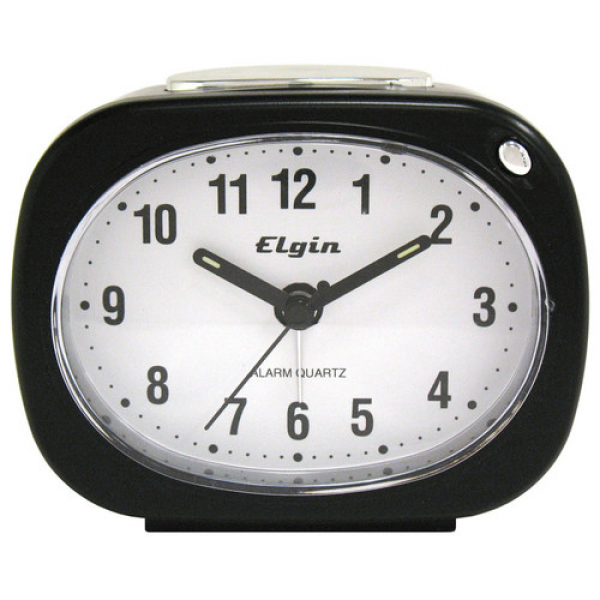 Geneva Clock Elgin 1.8 Loud Alarm Clock with Night Light & Reviews ...