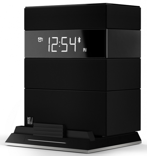 best bluetooth alarm clocks modern alarm clocks www top clocks com. Black Bedroom Furniture Sets. Home Design Ideas