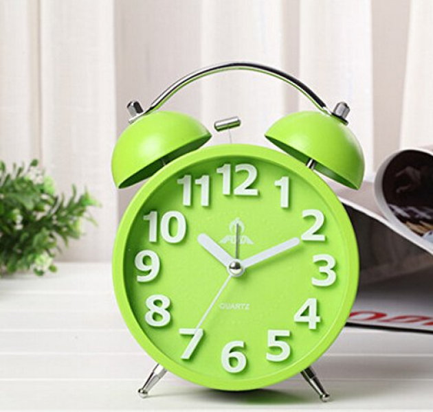 ... Bell Alarm Clock,round Shape...: Loud Alarm Clocks - TOP-CLOCKS.COM