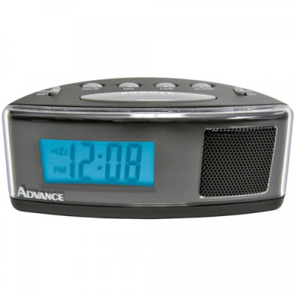 Advance Time Technology 6028AT Extra-loud Bedside Alarm Clock - Cl4280 ...