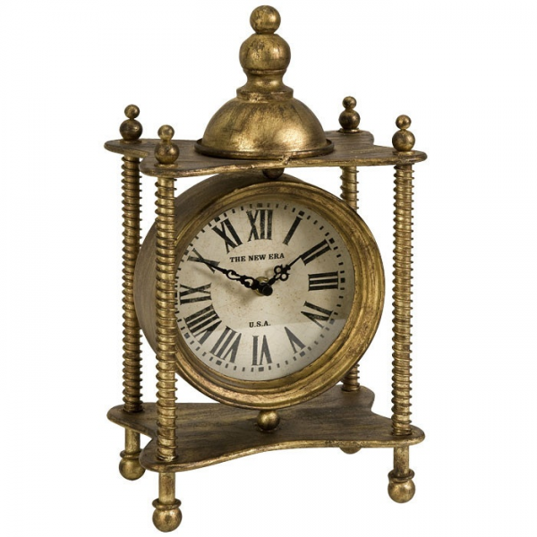 old fashioned table clock | For the Home | Pinterest