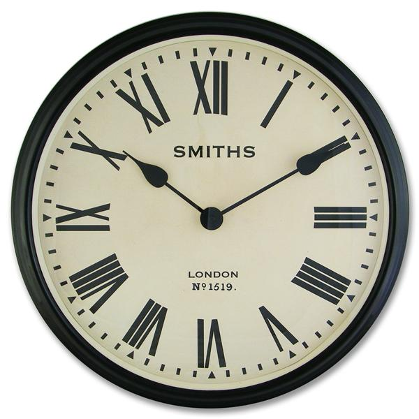 Smiths large vintage wall clock | Vintage Clocks