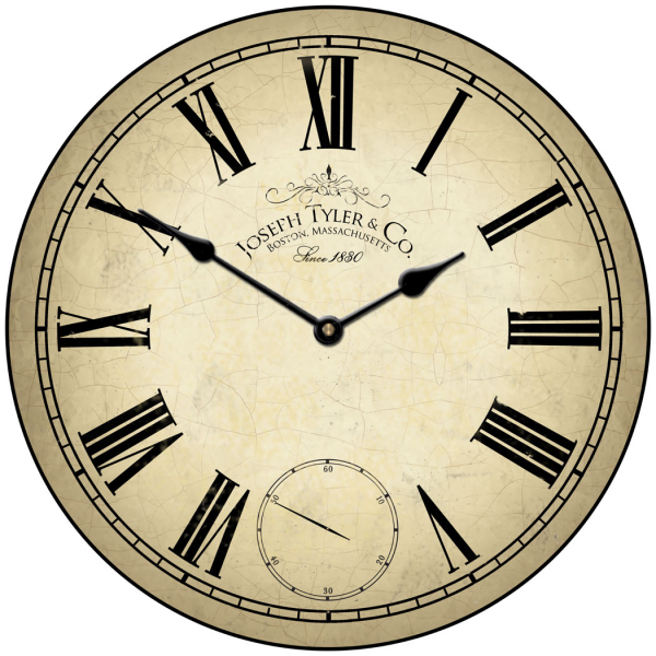 Hamilton Wall Clock | The Big Clock Store