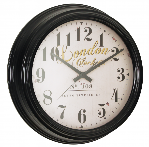 50cm Extra Large Station Wall Clock