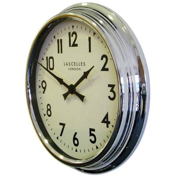 ... View All Roger Lascelles ‹ View All Clocks ‹ View All Wall Clocks