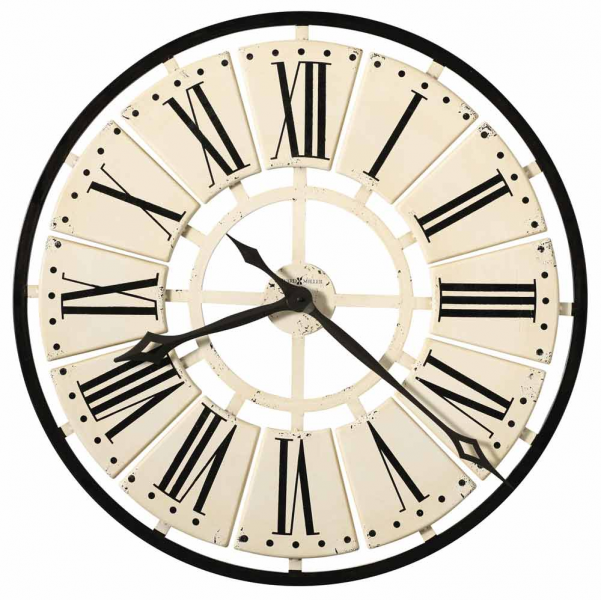 Howard Miller Pierre 625-546 Large Wall Clock - The Clock Depot