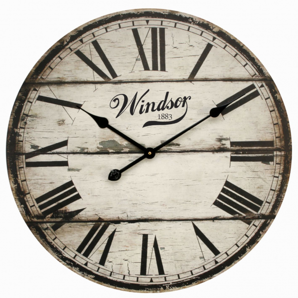 Extra Large Wood Wall Clock Large Wall Clocks Www Top