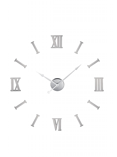 Diy Metal Wall Clock-Roman Numeral suggested 30-Inch
