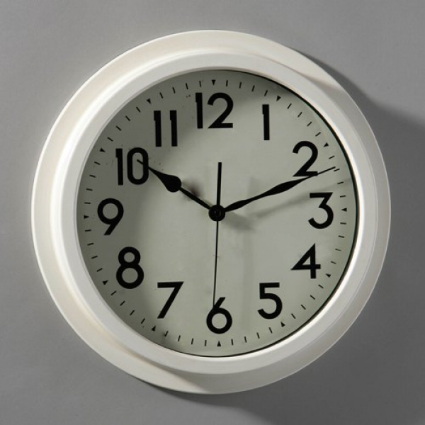 This Paddington Round wall Clock is a stylish way of keeping time in ...