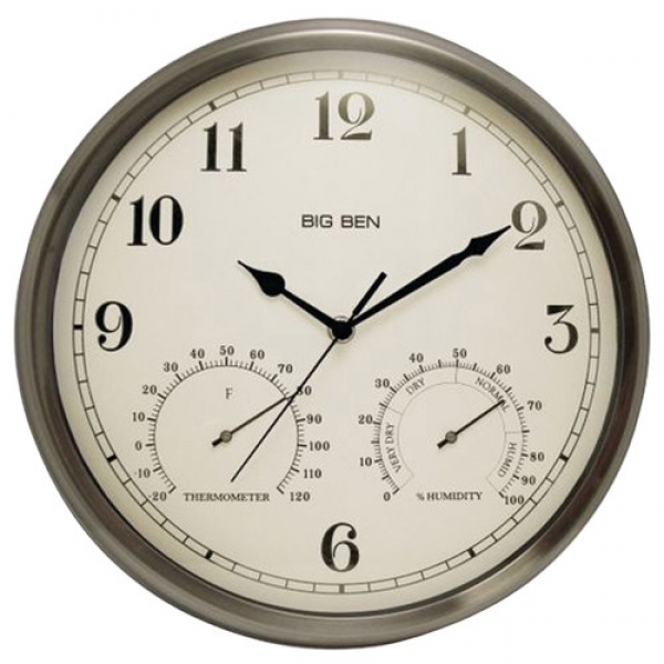 Big Ben 12 Indoor Outdoor Wall Clock