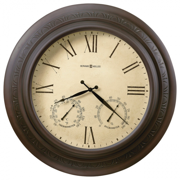 ... Outdoor 28 Gallery Clock | COPPER HARBOR traditional-outdoor-clocks