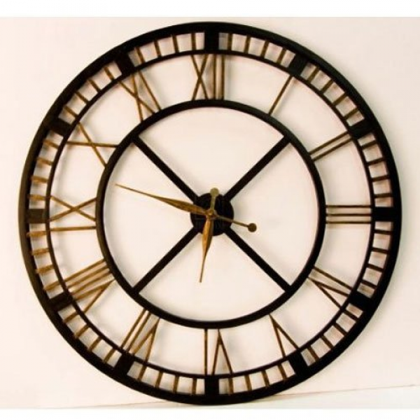 Plushemisphere | Ornamenting Your Home with Big Wall Clocks