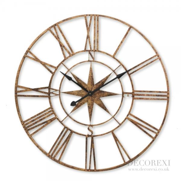 large nautical wall clocks large wall clocks www top