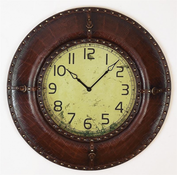 34 large western wall clock