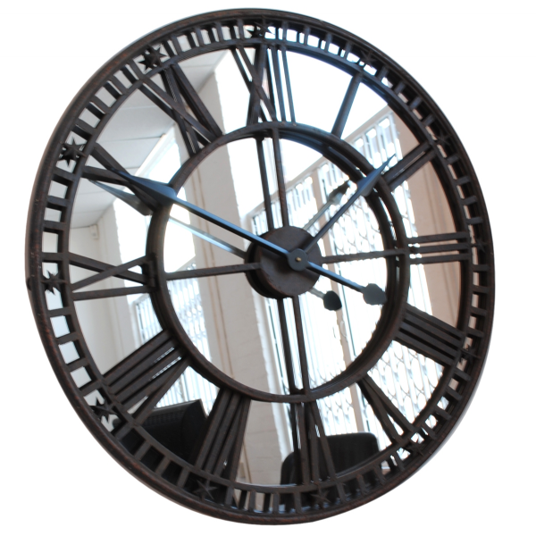 large wall mirror clocks Quotes