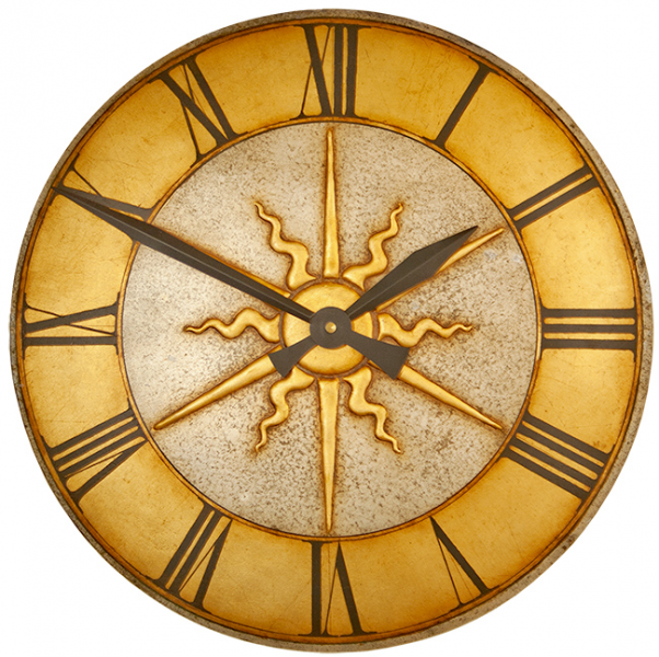 Large round wall clock - round decorative clocks - large wall clock ...