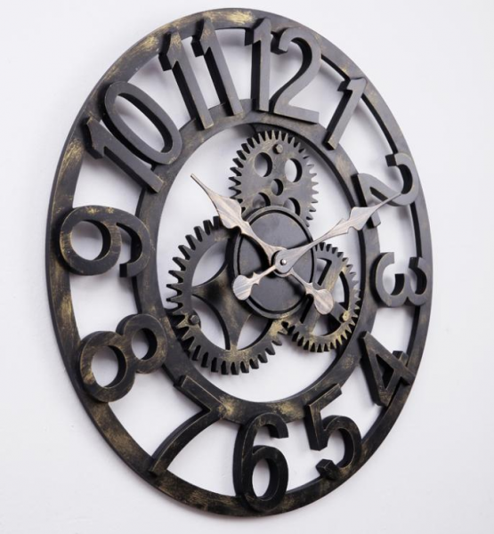 Photo Gallery of the Large decorative Wall Clocks for Your Design ...