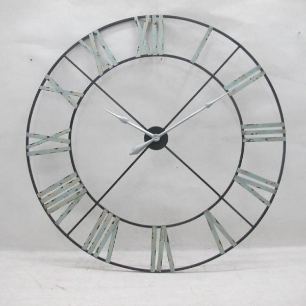 extra large metal wall clocks large wall clocks www top. Black Bedroom Furniture Sets. Home Design Ideas