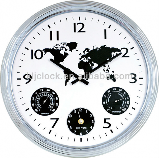 Display Clock Large Wall Clock 16 Inch - Buy Acrylic Display Clock ...