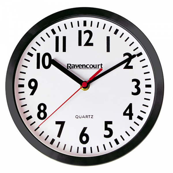 Easy To See Wall Clock - Large - Big Digit & Talking Clocks : Complete ...