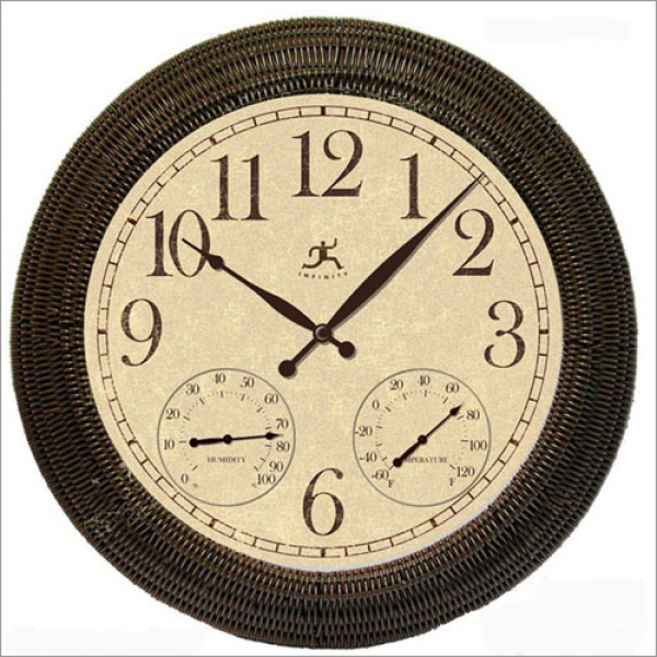 ... Lothario Large Outdoor Wall Clock | Ross Yader's list - All Products