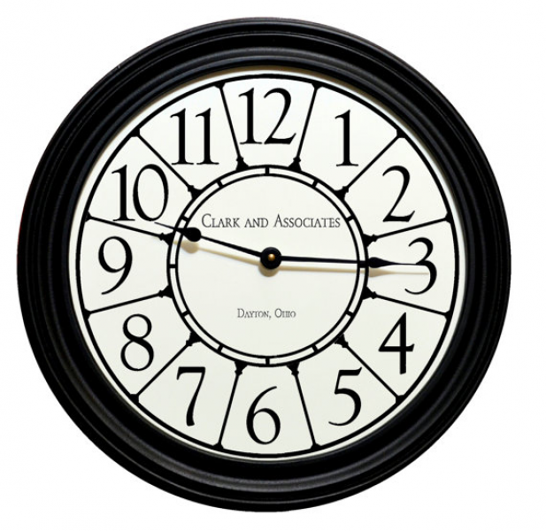 16 Large Business Wall Clock