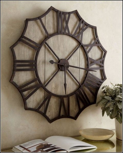 Extra Large Decorative Wall Clocks